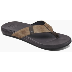 Reef Cushion Bounce Phantom Sandalias Hombre, brown/tan